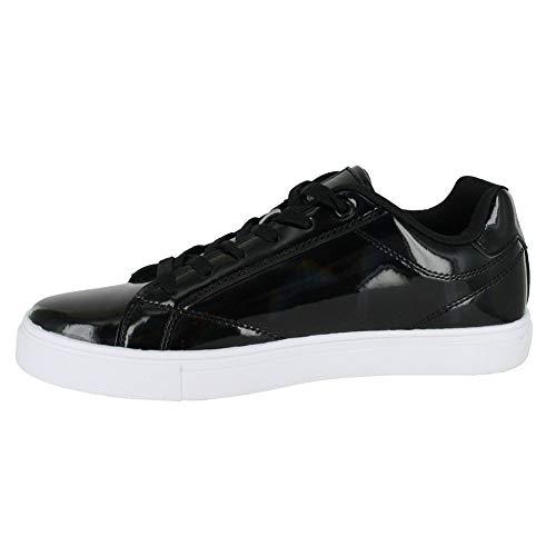 Pour 0 Chaussure Blk 9 Femme Wht Amalfi De Fila 3 Marche qpv67ggw