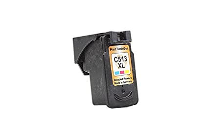 Reciclado para Canon Pixma MP 480 tinta color - CL-513 / 2971B001 ...