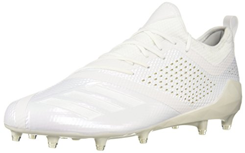 gold adidas football shoes