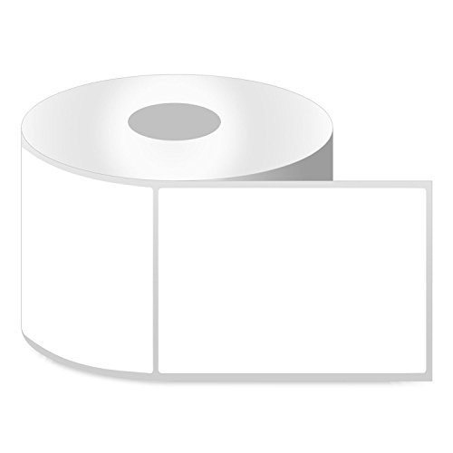 OfficeSmartLabels ZE1214300 2.25 x 3 inch Direct Thermal Labels, Compatible with Zebra Printers (1 Roll / 500 Labels Per Roll)
