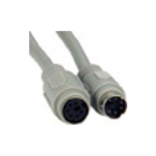 MicroConnect VMT005C Câble PS/2 5 m Blanc Micro Connect