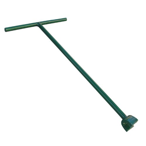 LASCO 13-2502 Water Meter Wrench with Regular Pattern Tee Handle, 3/4