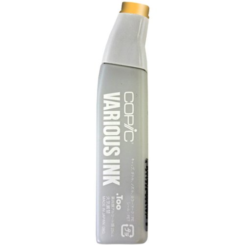 Price comparison product image Copic Marker Various Ink Refill for Sketch and Ciao Marker, Pumpkin Yellow
