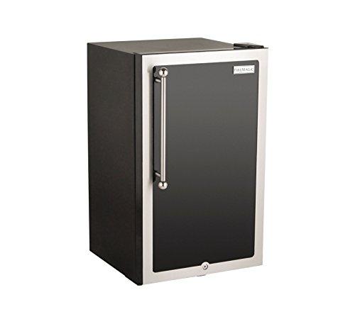 Fire Magic Black Diamond Refrigerator - Right (Magic Refrigerator Fire)