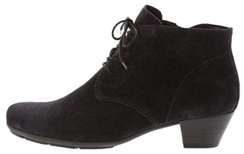 Gabor - Botas para mujer Negro negro