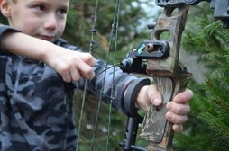 Amazon.com : Steady Form Torque Eliminator Youth Black : Archery ...