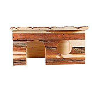 WARE BIRD/SM AN Critter Timbers Bark Bungalow