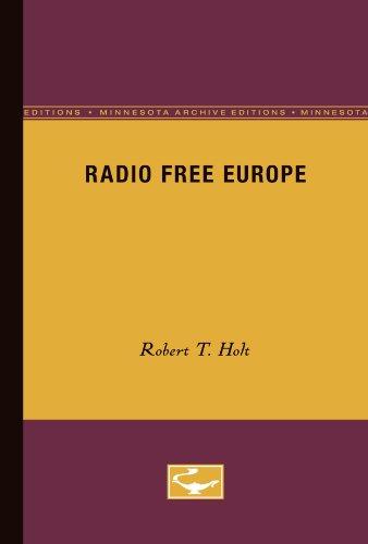 Radio Free Europe (Minnesota Archive Editions)