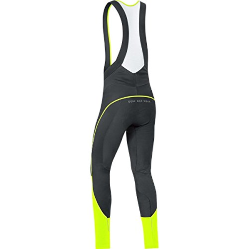 Termica Soft Nero Neon Uomo Salopette Shell Windstopper Oxygen Ws Bike So Wear Gore Wwoxmp giallo Ttqw4UU