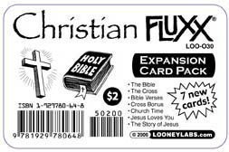 Looney Labs Christian Flux Expansion