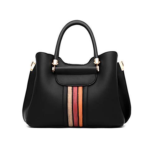pelle a Smart in da Shopper Spalla Borsetta tracolla Tote Pu F donna Handle Work Shopping Borsa 1410 Bag Exull Student Top 7wpAHFqnz