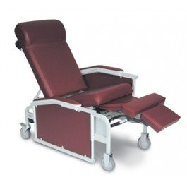 Drop Arm Convalescent Recliner with Tray 5271 By Winco