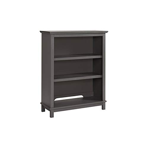 (DaVinci Autumn Bookcase/Hutch, Slate)