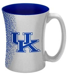 NCAA Kentucky Wildcats Mocha Mug, 14-ounce,]()
