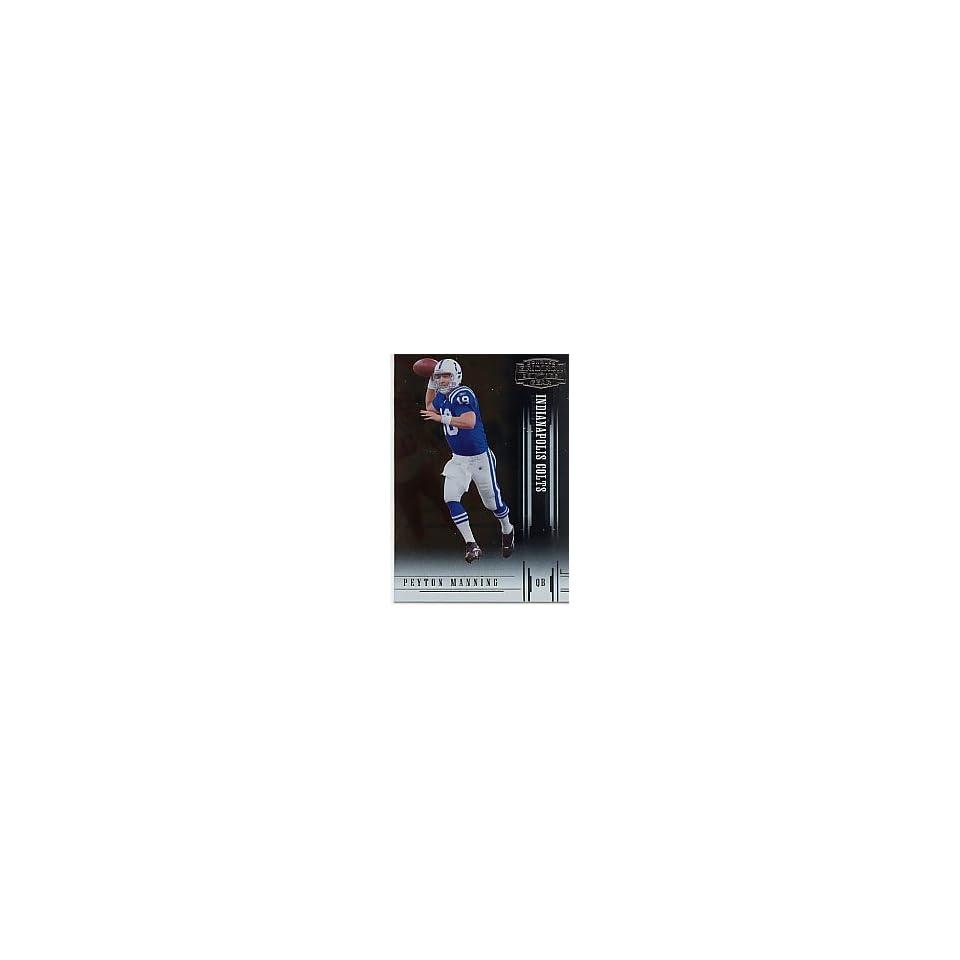 Donruss Gridiron Gear #76 Peyton Manning Indianapolis Colts Football