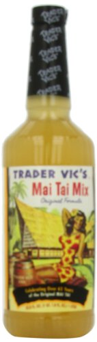 Trader Vic's Mai Tai Mix, 33.8-Ounce Bottle