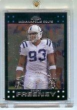 2007 Topps Chrome # TC94 Dwight Freeney - NFL Football Cards
