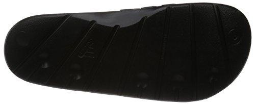 adidas Duramo Slide Chanclas, Unisex adultos Negro (Negbas / Negbas / Negbas)