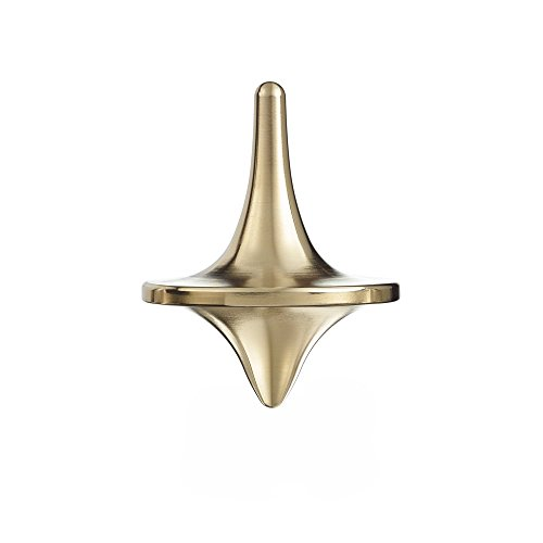 (ForeverSpin Bronze Top - World Famous Spinning Tops )