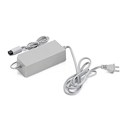Amazon.com: HDE Replacement A/C Power Supply Adapter Cord for Nintendo Wii Console: Computers & Accessories