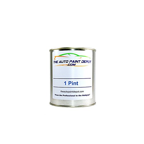FORD MUSTANG Arcadian Blue F 1965 1 Pint Touch Up Paint (For All Year) by Auto Paint Depot (Image #5)