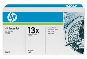 HEWQ2613X - HP 13X (Q2613X) High Yield Black Original LaserJet Toner Cartridge