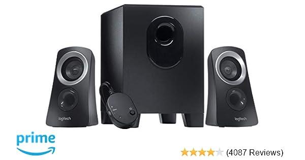 Amazon logitech z313 speaker system electronics swarovskicordoba Gallery