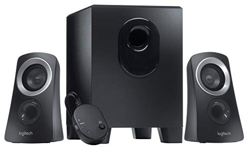 Logitech Z313 2.1 Channel Computer Speaker System (980-000382)