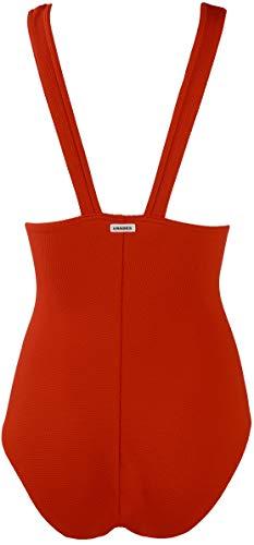 Onades Speciale Intero Rosso Donna Costume Acapulco q60x1Cq