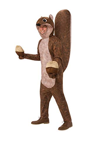 Rubie's Squirrel Adult Costume STD ()