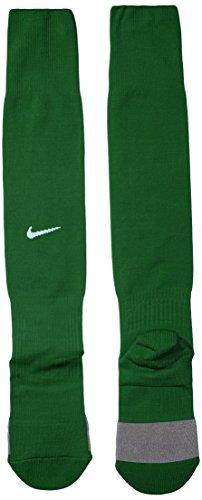 Nike Men's Park IV Socks Pine Green/White p56Uh