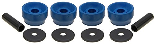 ACDelco 46G25002A Advantage Front to Frame Suspension Strut Rod (Rod Bushing)