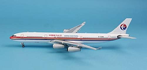 Phoenix 1/400 完成品 中国 CHINA EASTERN AIRBUS A340-300 B-2380 ダイキャスト