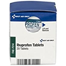 FAE-7014 - SmartCompliance Ibuprofen Refill - SmartCompliance Ibuprofen Refill, First Aid Only - Box of 10