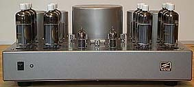 SDサウンド TOPSTONE i-1(40KG6 3パラ-SEPP ステレオアンプ)