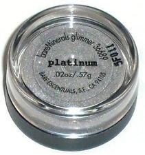 Bare Minerals Bare Escentuals Eyecolor Eyeshadow Glimmer Platinum 0.57g/0.02oz
