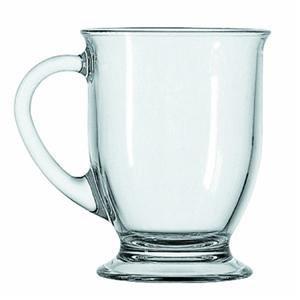 Anchor Hocking Cafe Coffee Mug