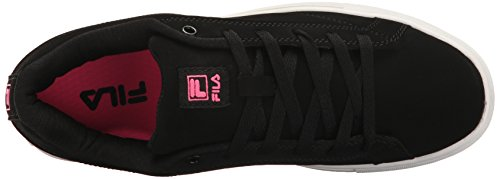 Pink Shoe Black black Amalfi Walking pink Fila knockout white Women's White Knockout 3 XOnx0H