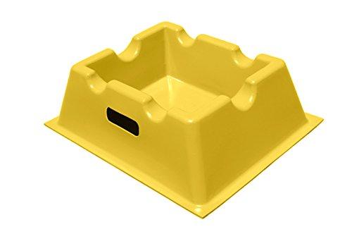 (UltraTech 5300 Ultra-LINE Pipe Tray, Yellow)