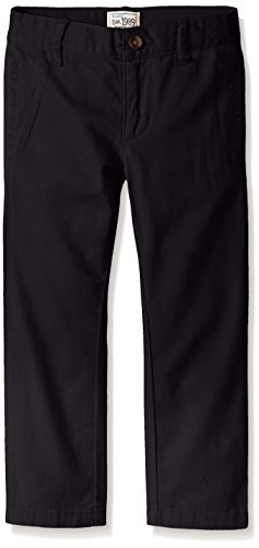 The Children's Place Little Boys' Skinny Chino Pant, New Navy, (Cotton Skinny Pants)