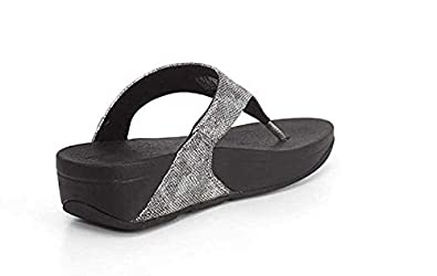 eac116e5088 Image Unavailable. Image not available for. Color  FitFlop Lulu Toe-Thong  ...