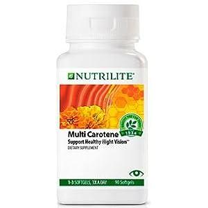 Amway Nutrilite Multi Carotene 90N (Softgels)