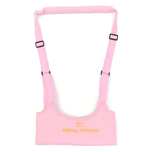 Baby Toddler Wing Belt Safety Harness Strap Walk Assistant Infant Pink (Baby All Star Memory Book)