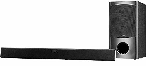 Nakamichi NK6 300-Watt Bluetooth Soundbar with Wired Subwoofer, Surround Sound, High Sound Quality, & Remote Control (Certified Refurbished) - Nakamichi Home Audio