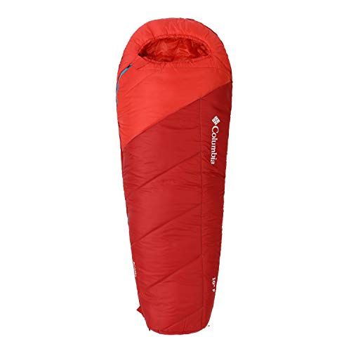 Columbia 10 Degree Mount Tabor Mummy Sleeping Bag (79)