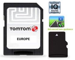 TomTom - Tarjeta microSD con mapas de Europa Occidental y ...