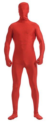 Ensnovo Mens Full Body Tights Suit Costumes Lycra