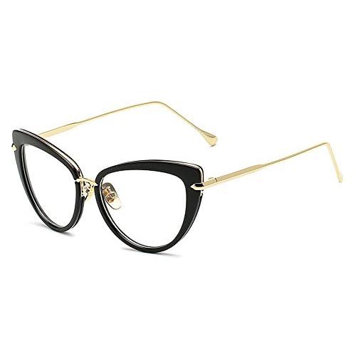 4cbce8bd36 KINDOYO Mujer Hombre Moda Lente Clara Gafas Transparente Retro Clásico Gafas  de sol Envio gratis