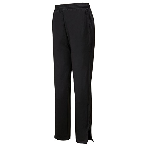 Augusta Sportswear Men's Solid Brushed Tricot Pant M Black