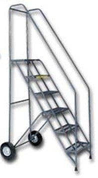 Ballymore/Garlin Enterprises Fold N Store Rolling Ladder Hfawl-8 Height To